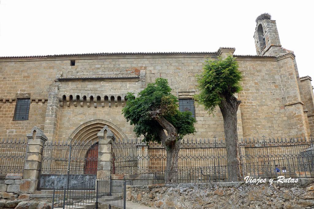 Iglesia de la Asunción de Nuestra Señora, El Barco de Ávila