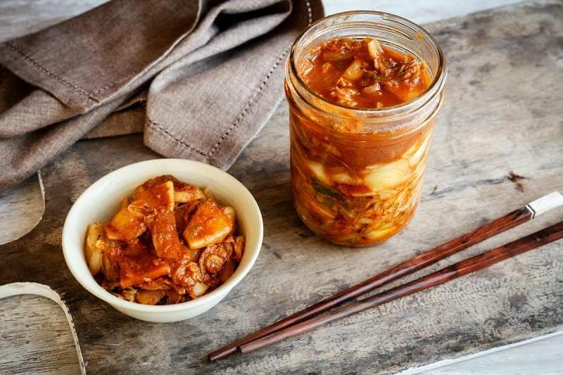 Kimchi - 9 Benefícios Para a Saúde