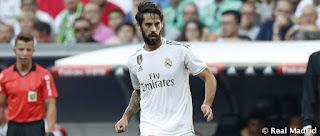 Isco, nueva victima de las lesiones en el Real Madrid