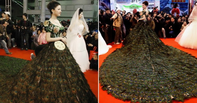 11 Of The Most Expensive Designer Wedding Dresses