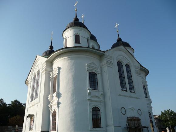Ніжин. Вул. Гоголя. Благовіщенський собор 1716 р.