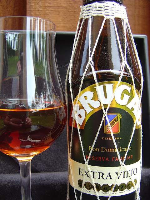 Distilled Reflections Brugal Extra Viejo