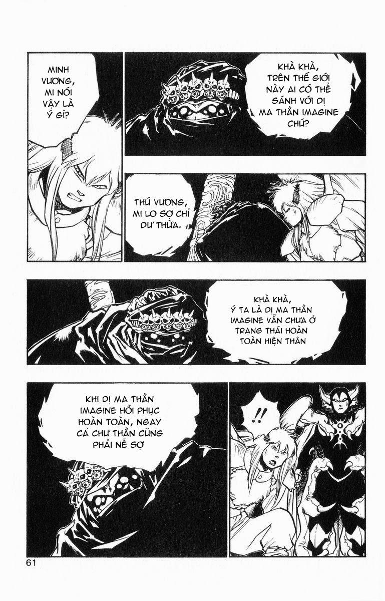 Dragon Quest: Emblem of Roto chapter 24 trang 5