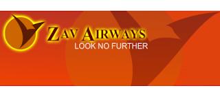 Zav Airways Logo