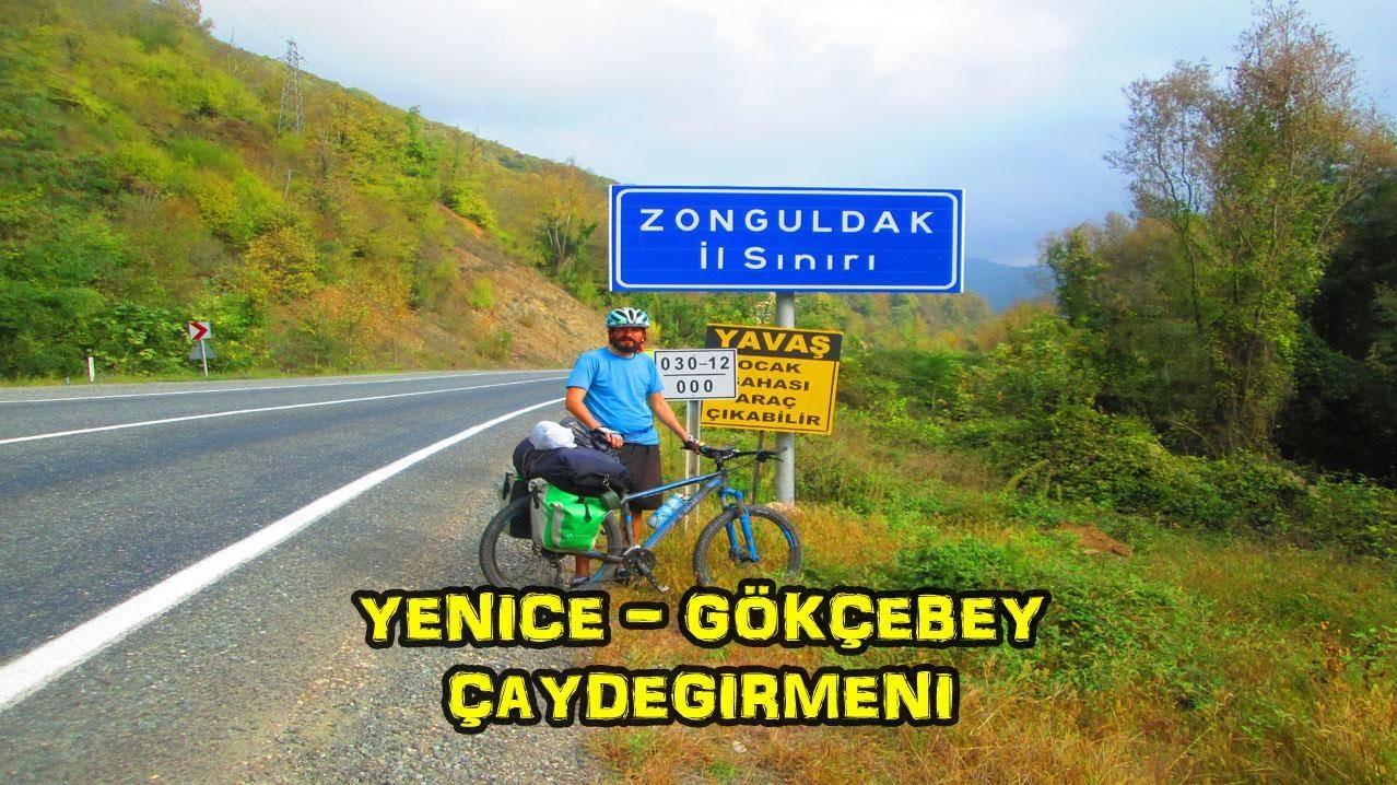 2018/10/20 Karadeniz'in batısı Marmara'nın doğusu (Yenice - Gökçebey - Çaydeğirmeni)