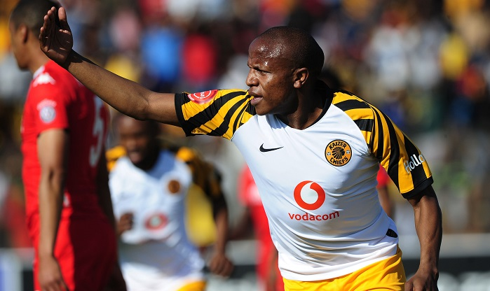 Samuel Eto'o has heaped praise on Lebogang Manyama,