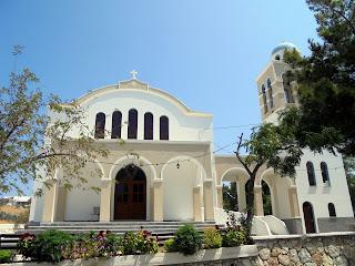 Ο ναός του αγίου Πνεύματος της Νάξου