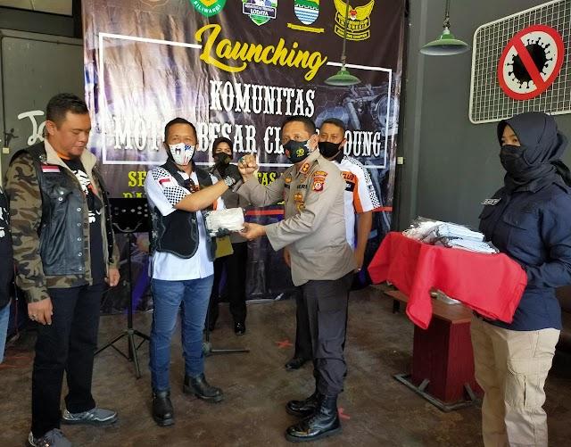 Anggota Komisi I DPRD Jabar Hadiri Launching Komunitas Tohaga Lodaya Bersama MBC Bandung