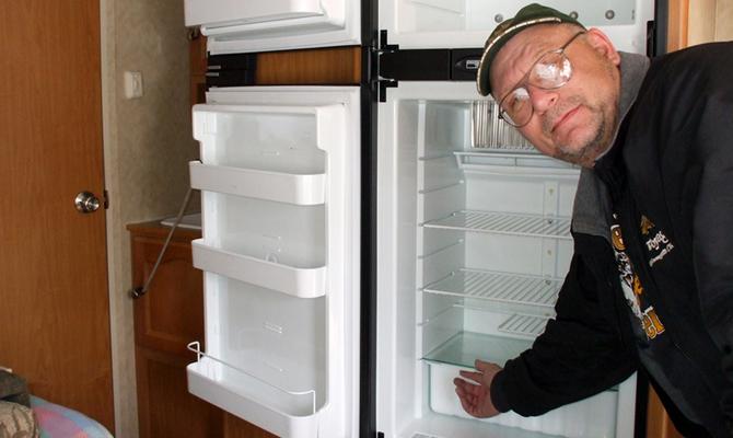 Cách sửa chữa tủ lạnh