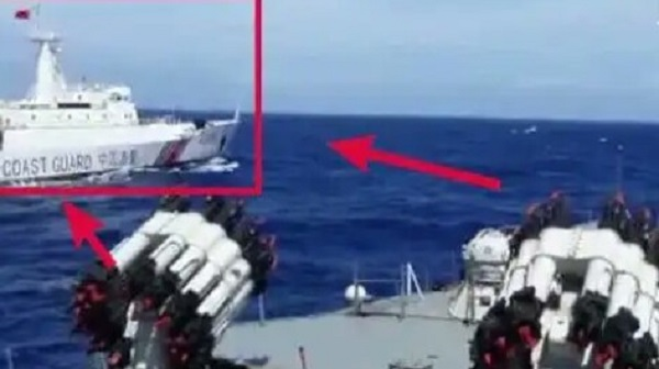 Astaga!! Ternyata 30-an Kapal Pencuri Ikan Asal China Masih di Natuna