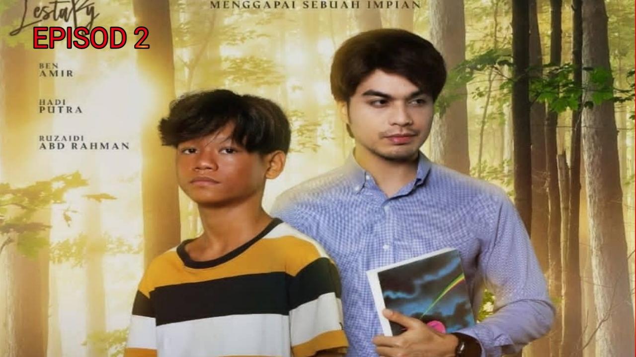 Tonton Drama Anak Sena Episod 2 (Lestary TV3)