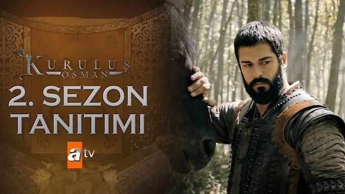 Kuruluş Osman Season 2 Trailer with Urdu Subtitles