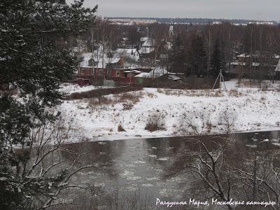 Москва-река фото