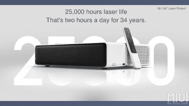 Xiaomi Laser Projector