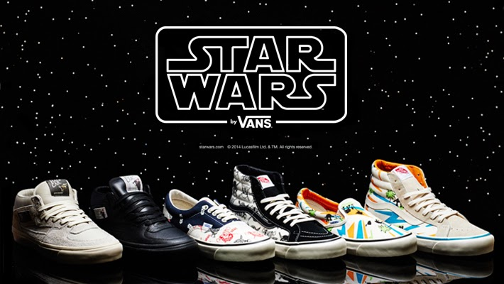 11e7feda40 Angry Koala Gear  Vault by Vans x Star Wars Shoes Have Arrived and ...