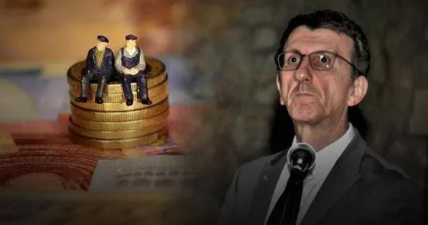 «Σύνταξη μόνο για εμβολιασμένους» απαίτησε ο Α.Πορτοσάλτε! (βίντεο)