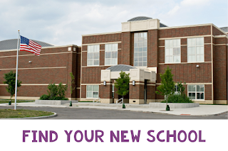 Find your new school