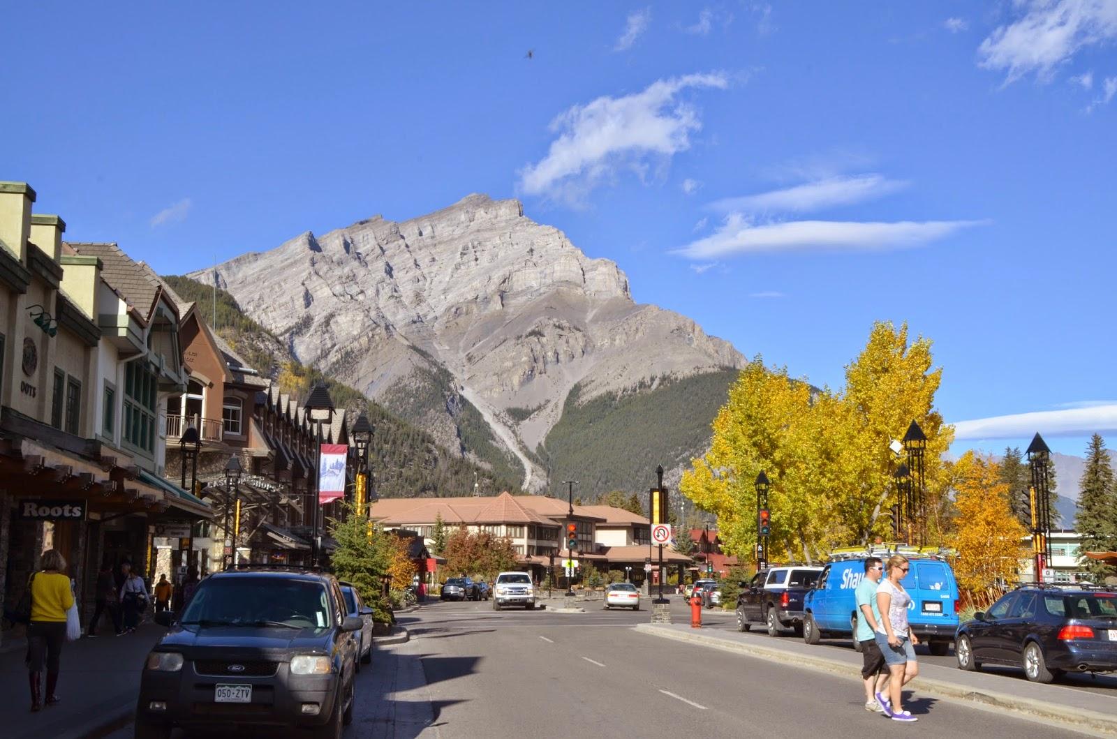 Banff Avenue, Canadá