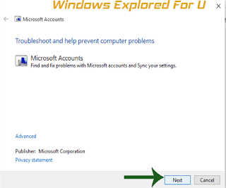 "How to fix ""Sorry,We Couldn't connect to Microsoft services right now"" error in Windows 10 [Solution]"