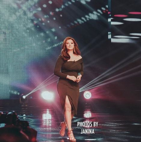 Angel Locsin Looked Hot And Stunning On The Second Week Of PGT Live Semifinals