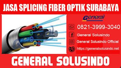 Jasa Pasang Fiber Optic Surabaya