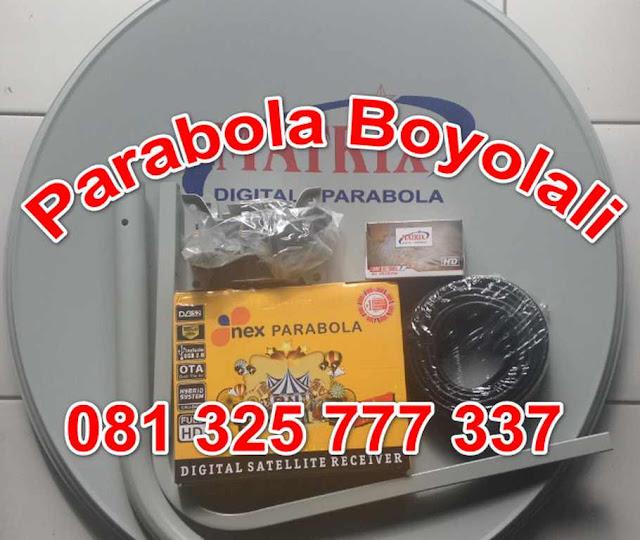 Parabola Mini Boyolali