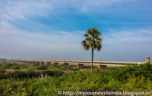 Trichy Periyar Bridge