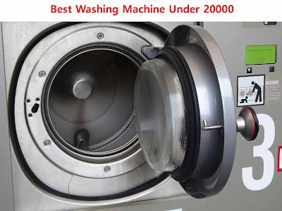 Best Washing Machine Under 20000 in India 2020