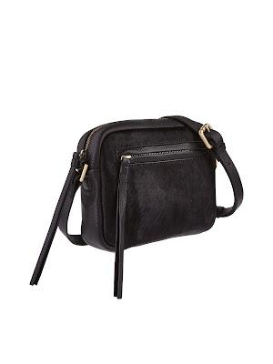 Village England Cheimorton Pony Skin Shoulder Bag