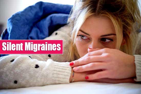 silent migraines