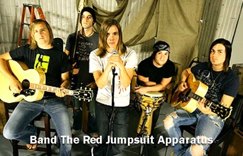 Band The Red Jumpsuit Apparatus
