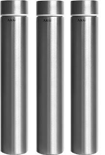 AKG Stainless Steel Slim Bottle