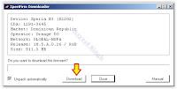 Download Sony Xperia E3 Firmware