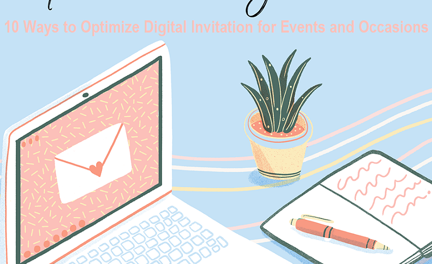 Digital Invitation