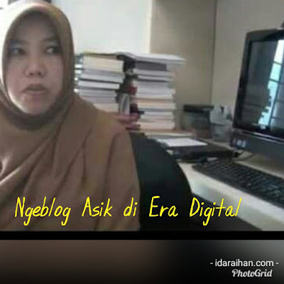 Ngeblog Asik di Era Digital