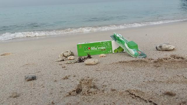 K-Mu'min Toothpaste