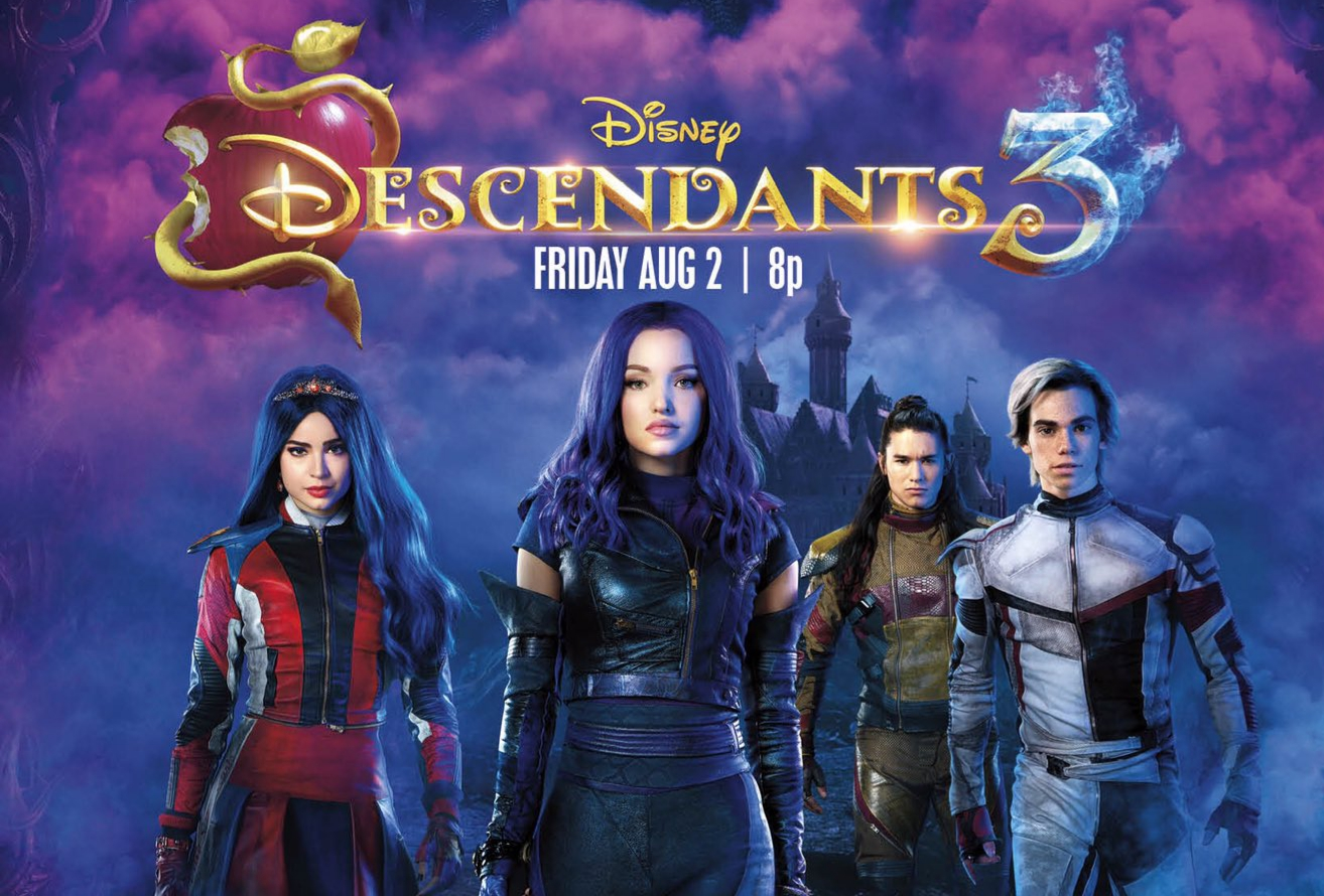 Disney at Heart: This Descendants 3 Trailer Is Wicked