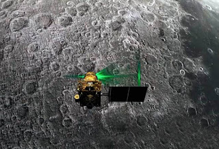 Chandrayan 2 photo