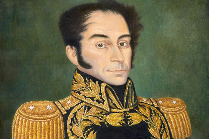 Simón Bolívar el Libertador - Simón Bolívar