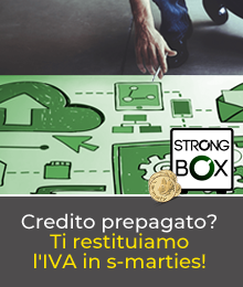 OFFERTA DEL MESE STRONGBOX