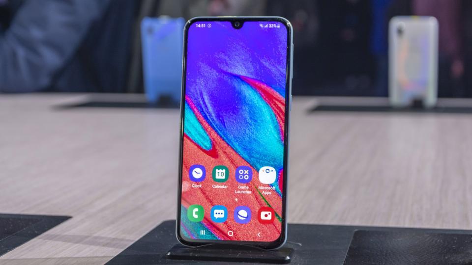 Kelebihan dan Kekurangan Samsung Galaxy A40s