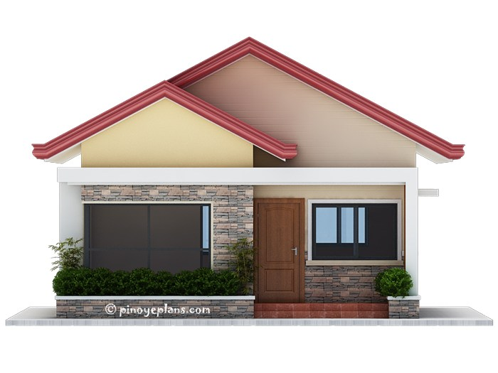 10 small home blueprints and floor plans for your budget for 10 meter frontage home designs