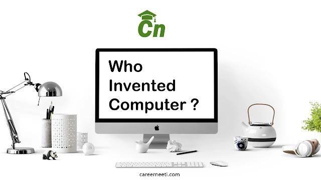 Who Invented Computer, Careerneeti.com , Careerneeti logo