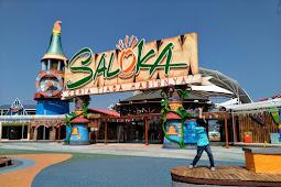 Kamu Bisa Rekreasi Seru di Saloka Fun Park Salatiga Dengan Traveloka Xperience