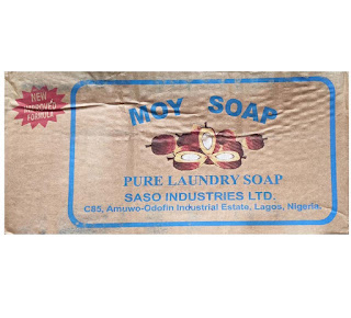 Moy Pure Laundry Soap 220g x 36