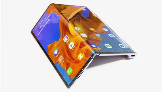 ফোল্ডেবেল ফোন নিয়ে এল Huawei