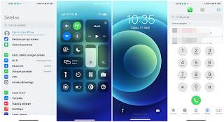 Cara Mengubah Tema HP Xiaomi Menjadi Iphone 12 Tanpa Aplikasi