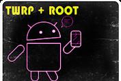 Cara Root dan Instal TWRP Samsung Galaxy A20