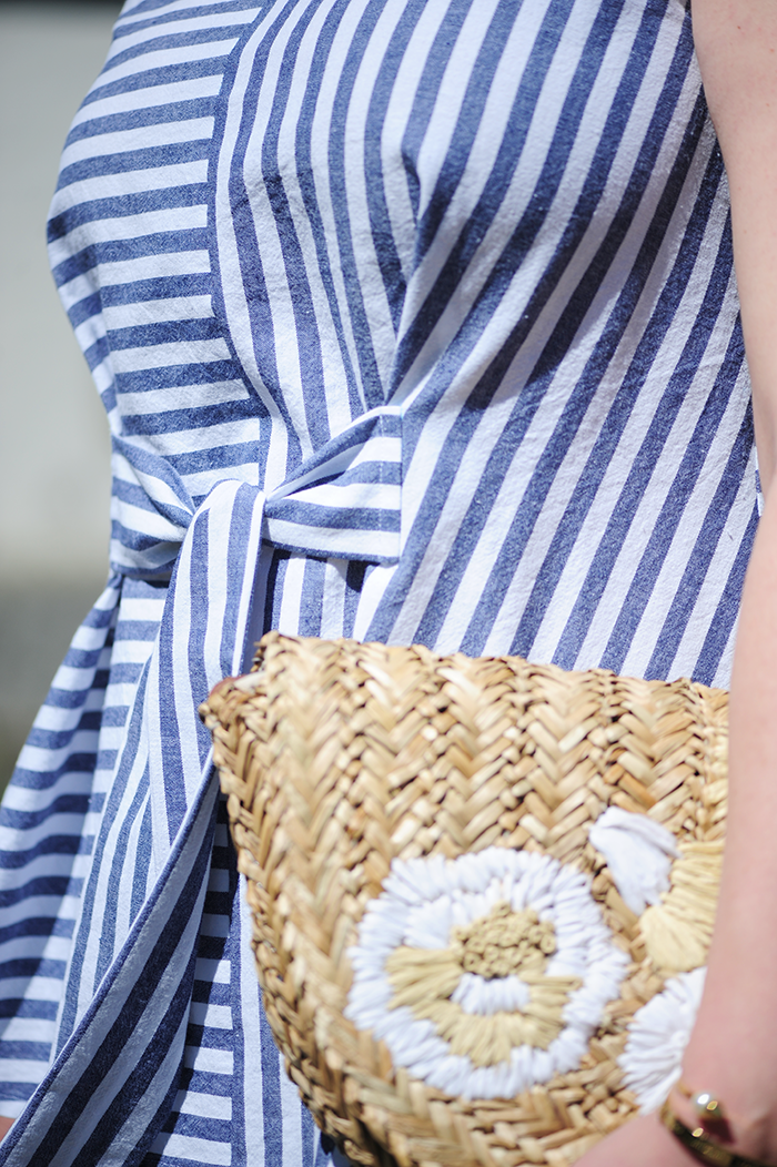 sewing, nähen, DIY, sewing pattern, Schnittmuster, Burda style, stripes, Streifen