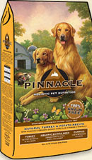 Picture of Pinnacle Turkey and Potato Grain Free Dry Dog Food
